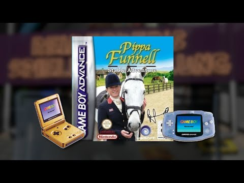 Gameplay : Pippa Funnell [Gameboy Advance]
