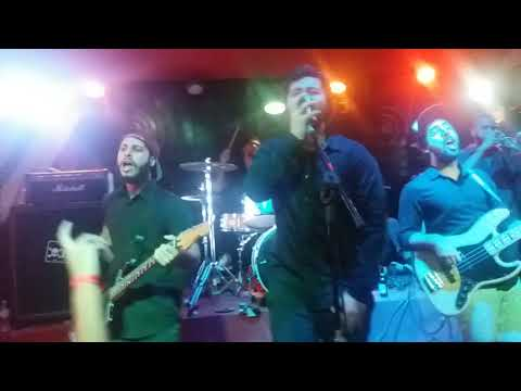 Zimbra - Viva @ Feeling Music Bar - São Paulo - 13/05/2016