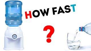 видео Купить Кулер для воды HotFrost D95F