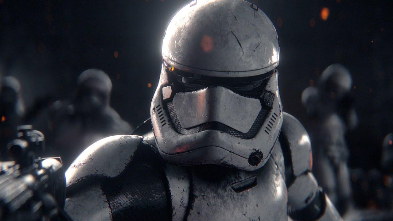 Star Wars The Last Stand Cgi Fan Film 4k Youtube