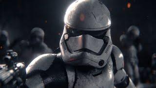 Star Wars: The Last Stand  **CGI Fan Film** 4K