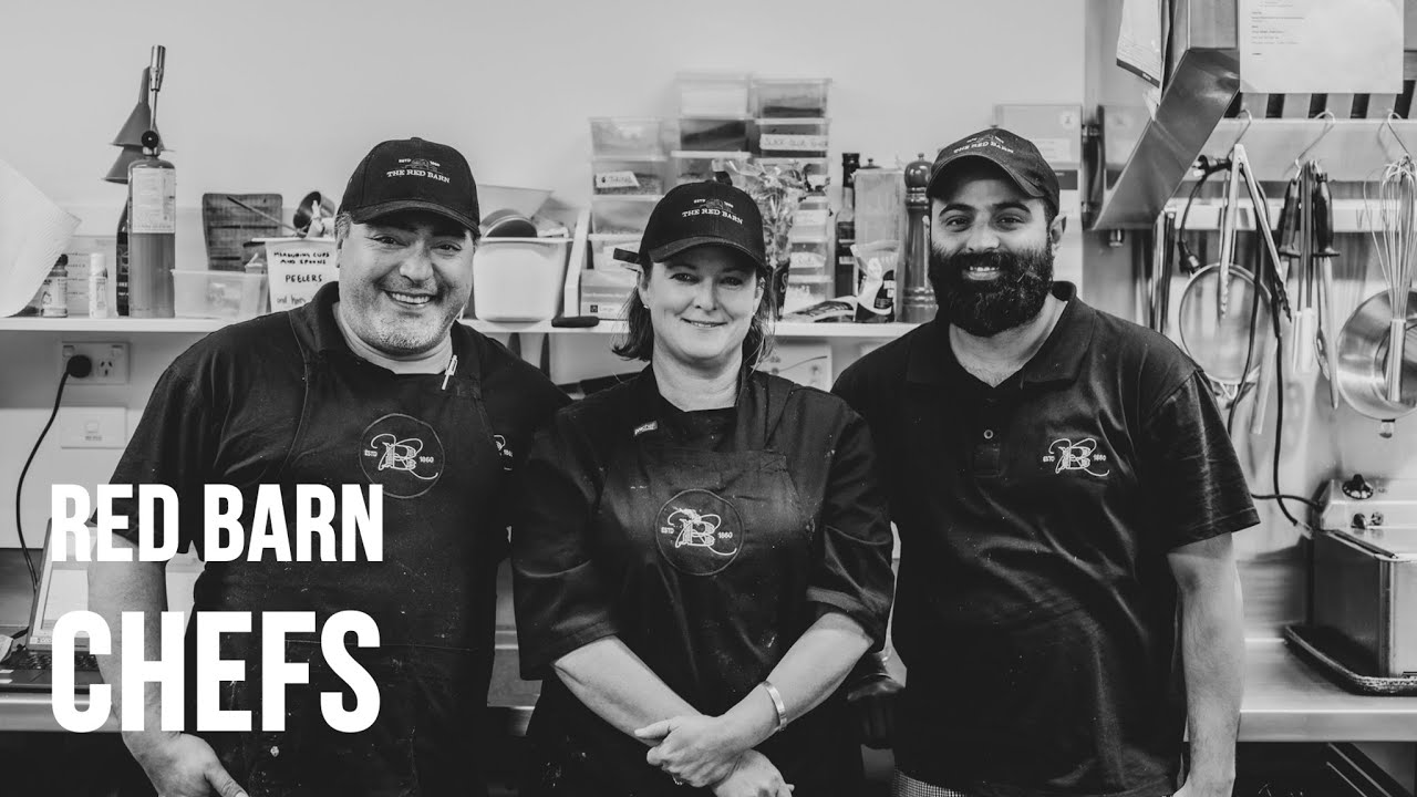 FOOD: The Red Barn Chefs