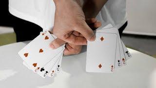 教你一招決勝女神!不碰牌卻讓牌瞬間交換,學會了你也行丨盗心StealerTV