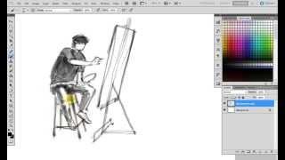 frustration sketch