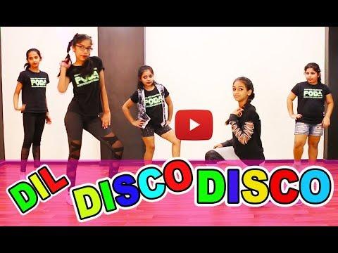 DIL DISCO DISCO DANCE | choreography | @PODA (PACIFIC OCEAN DANCE ACADEMY)