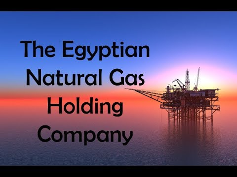 The Egyptian Natural Gas Holding Company