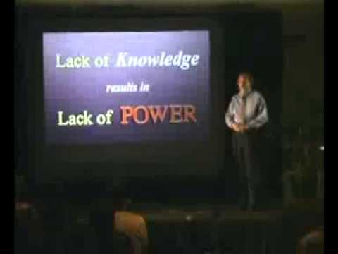 Dr. Bruce Lipton -The biology of perception PT 1