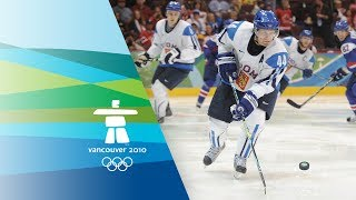 Repeat youtube video Finland vs Slovakia - Men's Ice Hockey - Bronze Medal Game - Vancouver 2010 Winter Olympic Games