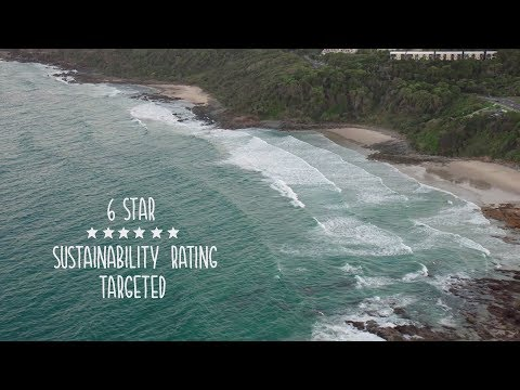 Yaroomba Beach - Sustainable design