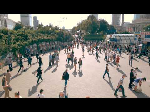 Warsaw Uprising - Rivolta di Varsavia, Polonia - 1 minute stop