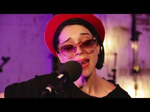 St Vincent - Slow Disco - 6 Music Live Room