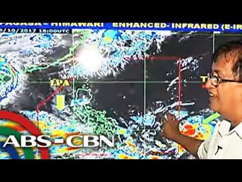 Bagong bagyo, magpapaulan sa ilang bahagi ng Pilipinas