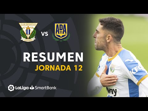Leganes Alcorcón Goals And Highlights