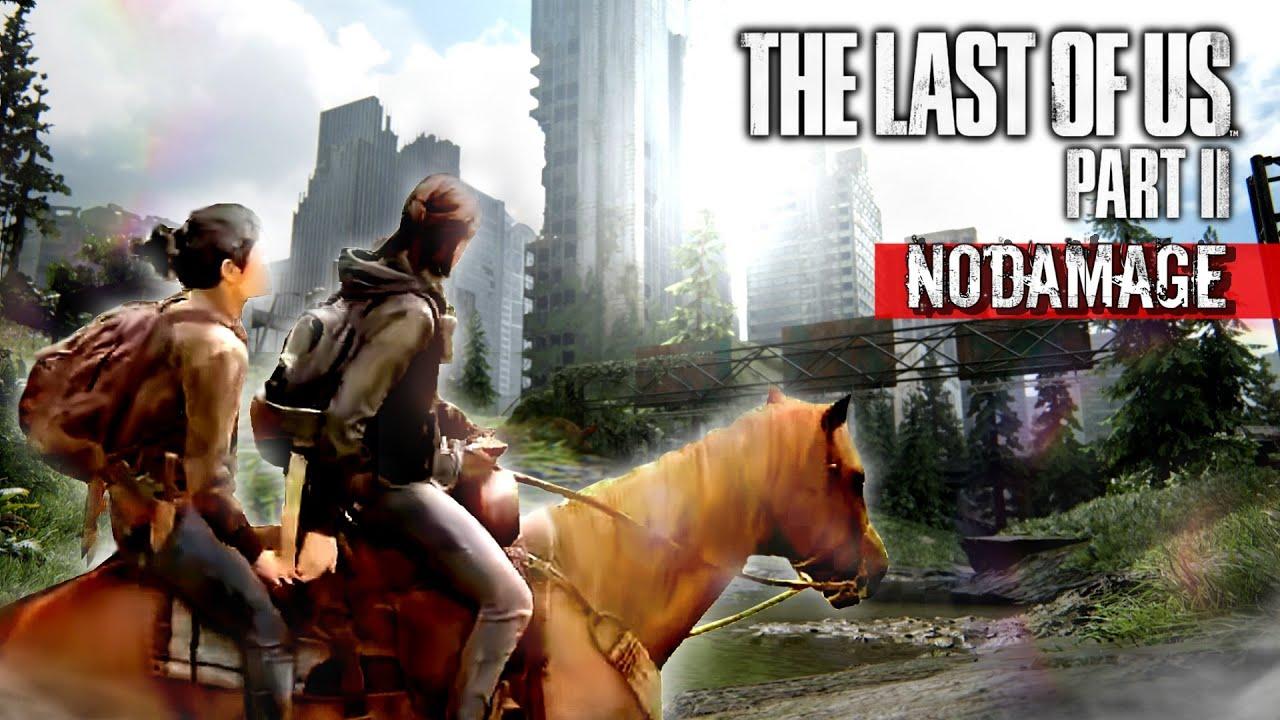 ラストオブアス2 ノーダメージクリア#4素手ナイフのみ ダウンタウン前半【攻略解説】The Last of Us Part2 No Damage melee knife (今回も主要アイテム全回収)