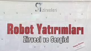 Askaynak Automation - 2.Robot Yatırımları Zirvesi ve Sergisi