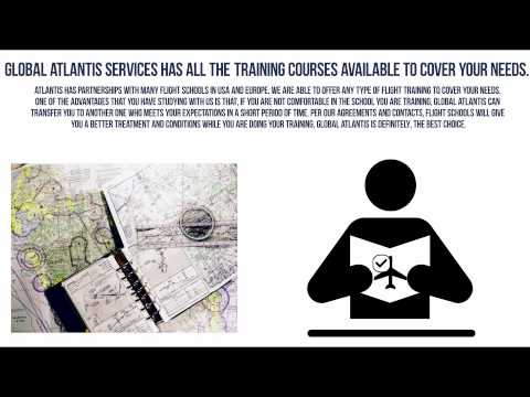 Global Atlantis Flight Training & Flight Education