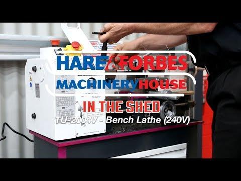 tu-2004v---bench-lathe-(l687)