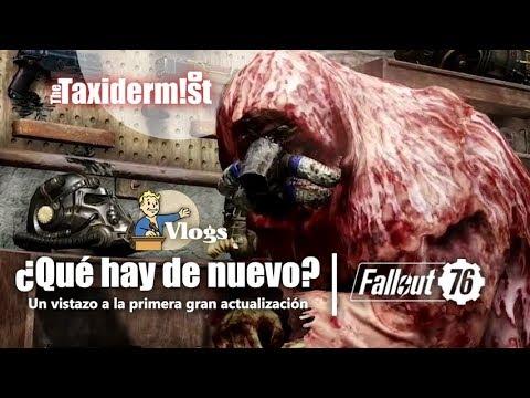 Las novedades de marzo, abril, y mayo | Fallout 76 thumbnail
