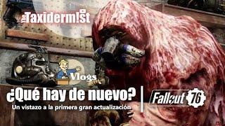 Las novedades de marzo, abril, y mayo | Fallout 76