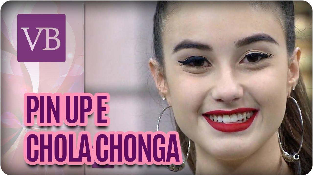 Facial On A Chonga