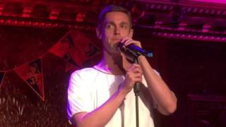"""The Broadway Prince Party @ 54 Below (10/17/2016) Nic Rouleau """"Go the Distance"""""""