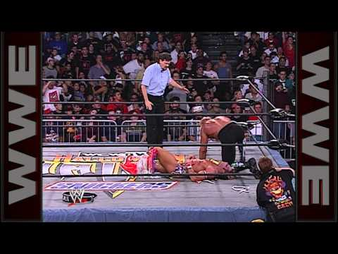 Halloween Havoc 1998: Hulk Hogan vs. The Warrior