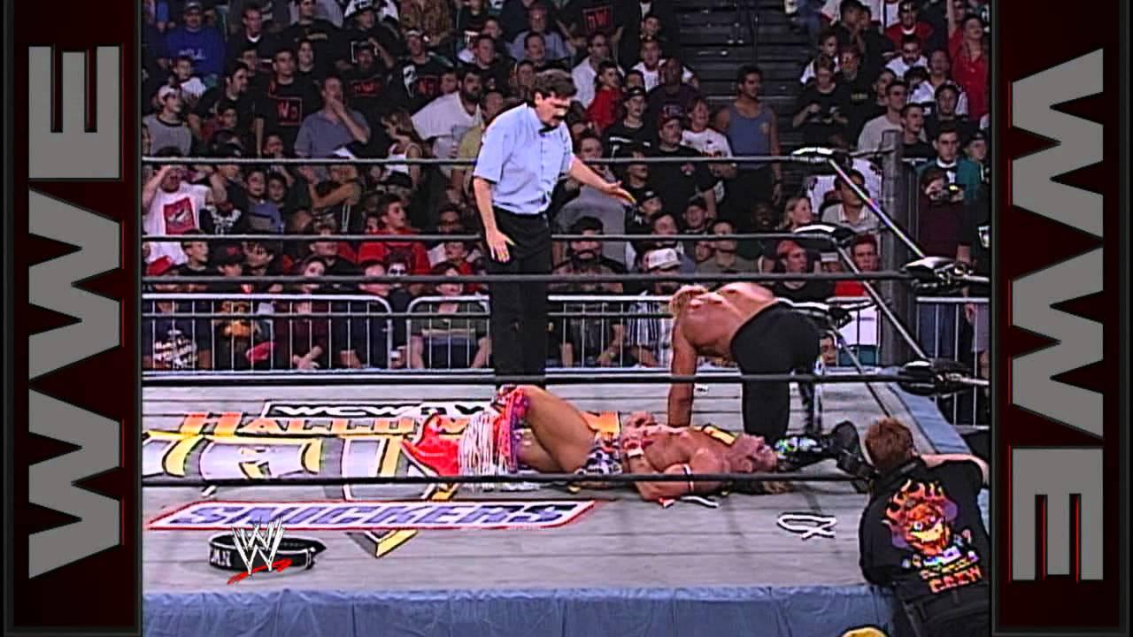 Halloween Havoc 1998: Hulk Hogan vs. The Warrior - YouTube