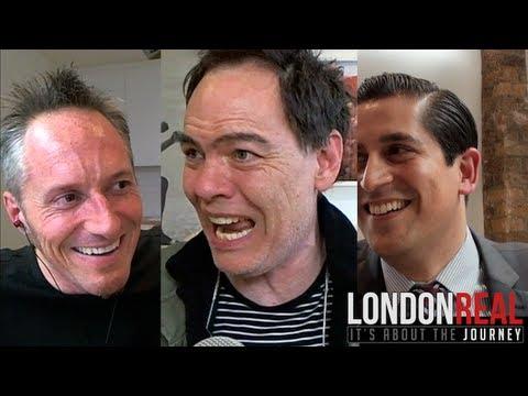 Max Keiser - Bitcoin, Bernanke & Buffett   London Real