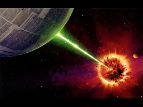Death Star Destruction Of Alderaan 1977 Vs 2011