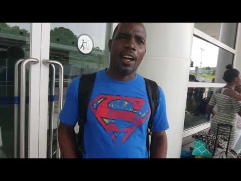 Antigua and Barbuda Sports Timing Timer George Baptise Interview