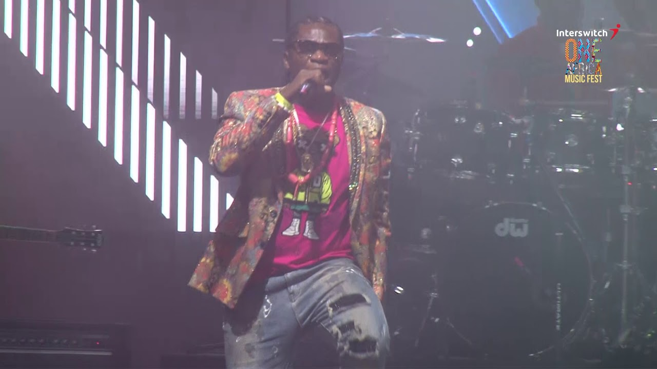 Speed Darlington's Full Performance At The Interswitch One Africa Music Fest New York 2019