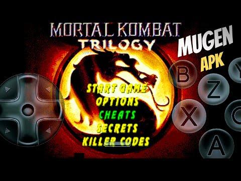 Kombat trilogy for mortal android apk Download Mortal