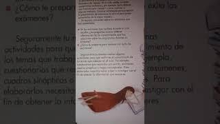 Libro de español 6to grado (guías de auto estudió)