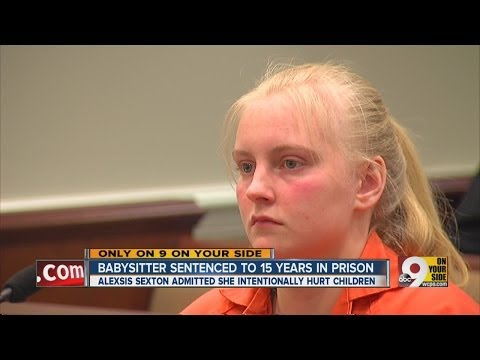 Babysitter sentenced to 15 years in prison