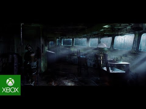 The Dark Pictures: Man of Medan : Dev Diary #1 – Designing the Ghost Ship (Part 1)