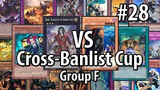 Yu-Gi-Oh! Devpro - Cross Banlist Cup - Match #28 - Burning Abyss (2015) vs. Gravekeepers (2010)
