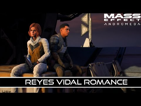 Mass Effect: Andromeda - Reyes Vidal Complete Romance  [Guide In Description]
