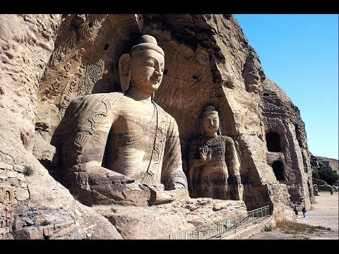 LIVE: 1,500-year-old Yungang Grottoes, stone-carving treasur