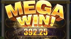 MEGA Win 87x on Age of Caesar Slot (4.5$ Bet)