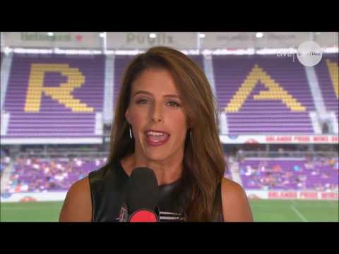 NWSL on Lifetime: Orlando Pride vs. Portland Thorns