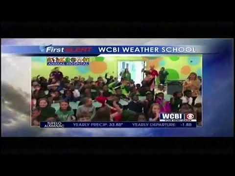 WCBI Weather School at Southside Elementary 08-23-17