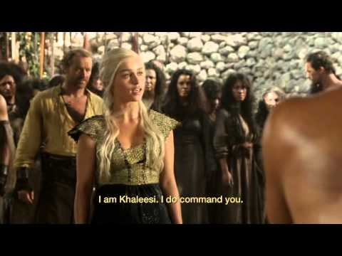 Khal Drogo's fatality