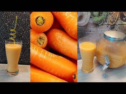smoothie-à-la-carotte-👍