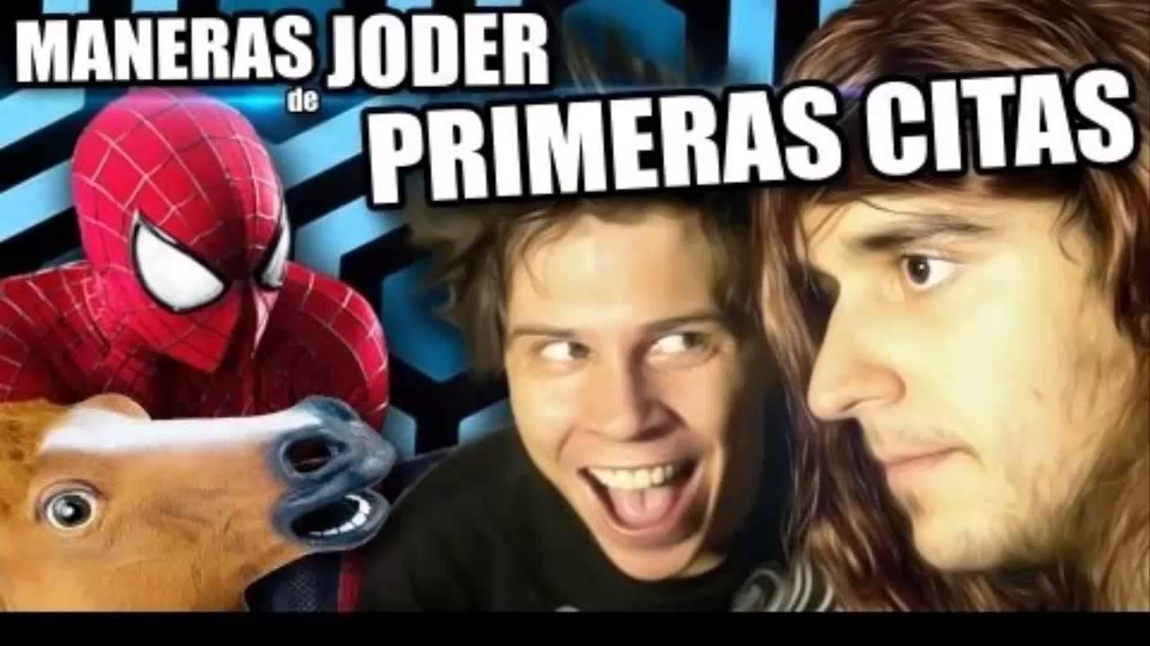 Cancion De Rubius Maneras De No Hacer Una Primera Cita Youtube