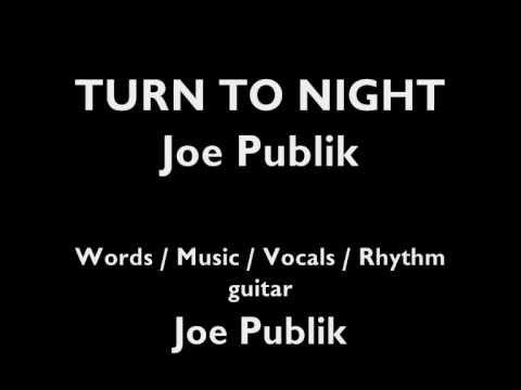 'Turn To Night'  (Publik) - Joe Publik - (Solar 2000)