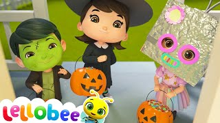 The Trick or Treat Song - Halloween | Nursery Rhymes & Kids Songs - ABCs and 123s | Little Baby Bum