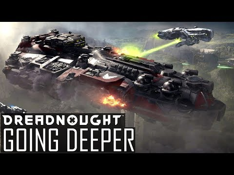 DREADNOUGHT - Going Deeper / 5 Questions about Late Game (The EAR)