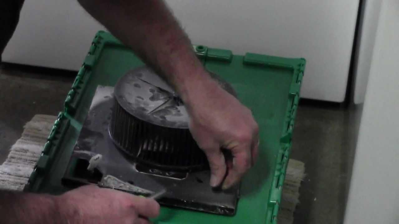 Cleaning bathroom fan - Cleaning Bathroom Fan 48