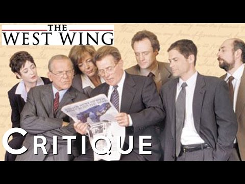 THE WEST WING (A La Maison Blanche) : Critique d'une merveille
