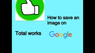 Download How to save an image on Google (iPhone) Mp3 and Videos